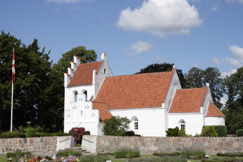 den protestantiske kirke